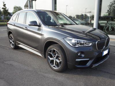 usata BMW X1 xDrive18d xLine Automatica