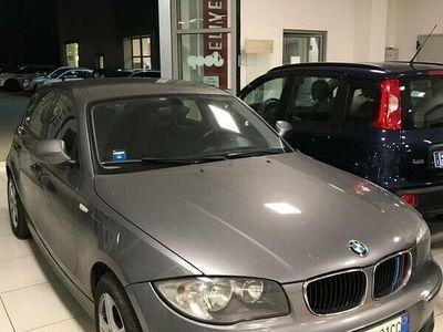 usata BMW 116 d 2.0 CV cat 5 porte Eletta DPF