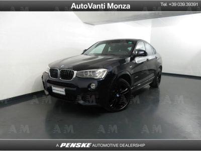 usata BMW X4 xDrive20d del 2018 usata a Monza