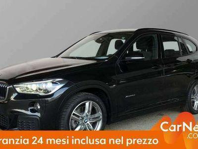 usata BMW X1 Xdrive 25d M Sport Automatico