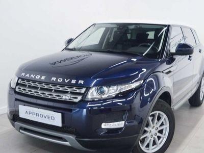 used Land Rover Range Rover evoque 2.2 TD4 150 CV 4WD