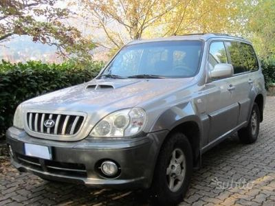used Hyundai Terracan - 2003
