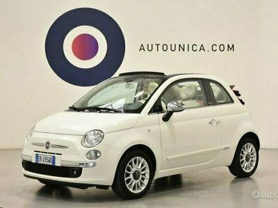 usata Fiat 500C C 1.2 LOUNGE IDEALE PER NEOPATENTATI rif. 13856667