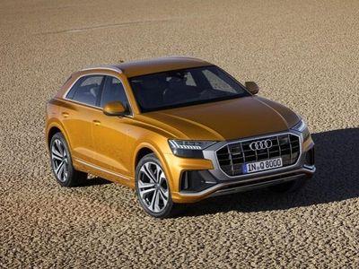 usata Audi Q8 50 TDI 286 CV quattro tiptronic rif. 12982124
