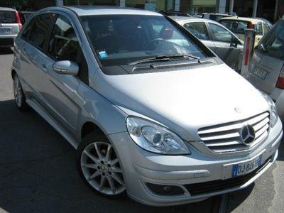 usata Mercedes 180 Classe B -enzCdi Chrome Usato