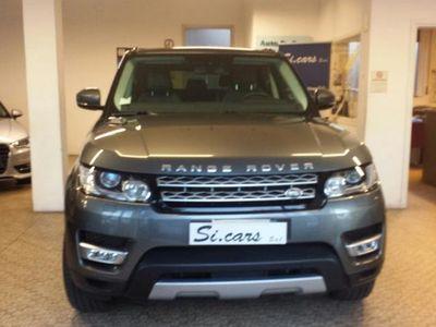begagnad Land Rover Range Rover Sport 3.0 SDV6 Autobiography