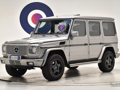usata Mercedes G400 CDI S.W. LUNGA 4X4 AUTOM TETTO NAVI SENS GANCIO rif. 10698868