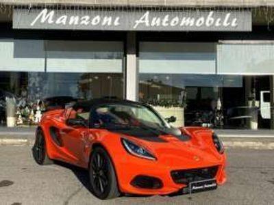 usata Lotus Elise Sport 220 Benzina