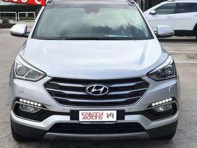 usata Hyundai Santa Fe 2.2CRDi 4WD XPossible A/TExtra