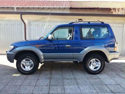 używany Toyota Land Cruiser 3.0 turbodiesel 3 porte KZJ90 GX