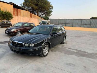 usata Jaguar X-type 2.0D 131cv STATION WAGON-2006