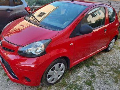 usata Toyota Aygo 1.0 12V VVT-i 3 P NEOPATENTATI UNICOPROPRIETARIO