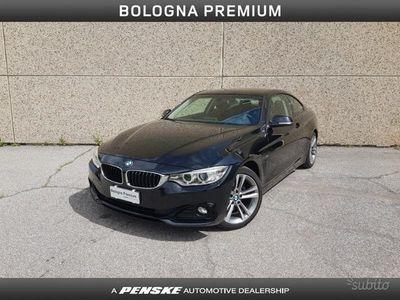 usata BMW 420 d Coupé Sport