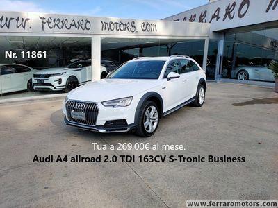 usata Audi A4 Allroad 2.0 TDI 163CV S-Tronic Business