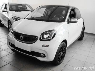 brugt Smart ForFour 90 0.9 turbo twinamic passion benzina