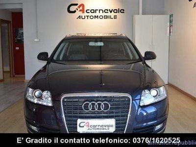 usado Audi A6 Avant 2.0 AUTOMATICA NAVI PELLE SEDILI ELETTRICI Castiglione delle Stiviere