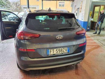 usata Hyundai Tucson 1.6 CRDi Exellence