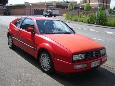 brugt VW Corrado 2000i 16V cat