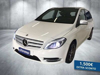 usata Mercedes B160 CLASSE Bcdi Executive Full edition