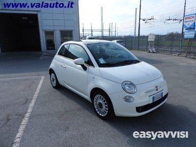 używany Fiat 500 1.2 easypower lounge cv69, no garanzia!!! benzina/gpl