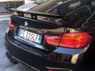 usata BMW M4 AUTOMATICA,AKRAPOVIC,TETTO CARBONIO,ECC.