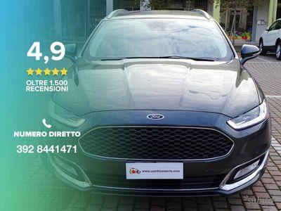 usata Ford Mondeo 2.0 Vignale TDCi 180 CV S&S SW S