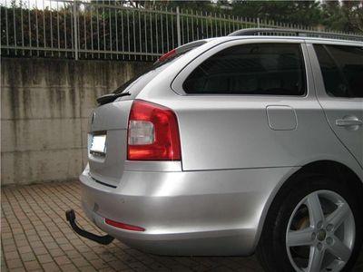 usata Skoda Octavia 2.0 TDI CR DSG 4x4 Wagon Eleganc