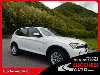 usado BMW X3 xDrive20d Business aut.