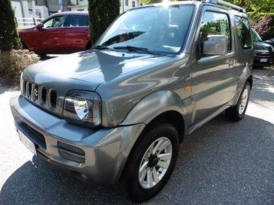 usado Suzuki Jimny 1.3i 16V cat 4WD JLX
