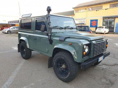 usata Land Rover Defender 90 2.4 TD4 Hard Top E **S...