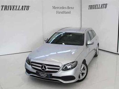 usado Mercedes E220 Classe E (W213)S.W. Auto Business Sport