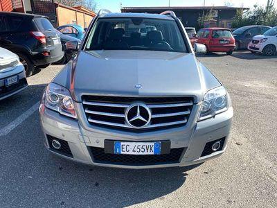 usata Mercedes GLK250 CDI 4 Matic Automatica - km certificati-km161000