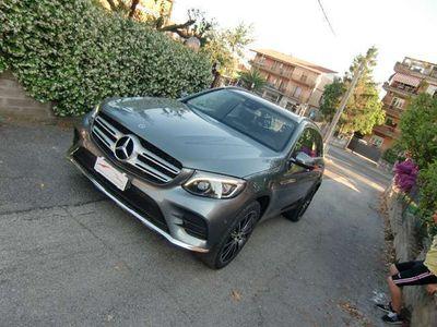 usata Mercedes GLC220 d 4Matic Executive