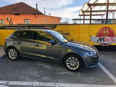 usata Audi A3 SPB 1.4 TFSI euro5 unico prop. 39000km