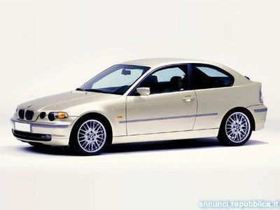 usata BMW 318 Compact ti cat Sport Volla