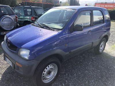 usata Daihatsu Terios 1.3i 16V cat 4WD DX