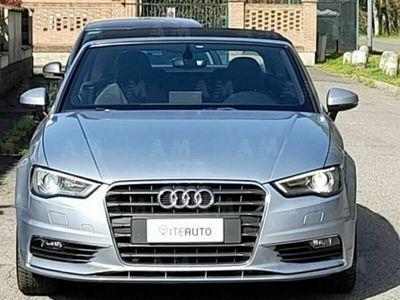 usata Audi A3 Cabriolet 1.6 TDI clean diesel Business rif. 15047045