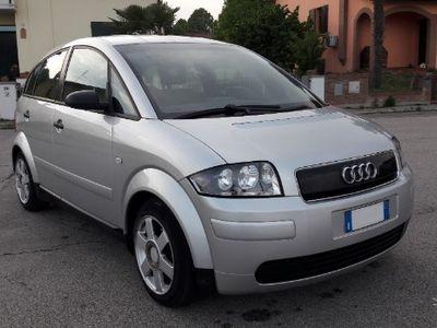 brugt Audi A2 1.4 16V Top EURO 4 Neo PATENTATI