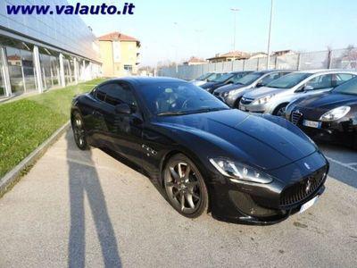 usata Maserati Granturismo -- 4.7 V8 SPORT AUT. CAMBIO CORSA