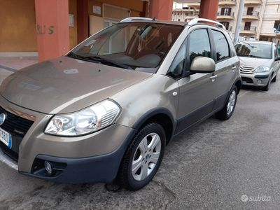 usata Fiat Sedici 1.9 diesel4x4