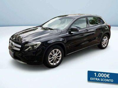 usata Mercedes GLA180 CLASSE GLAd (cdi) Executive auto