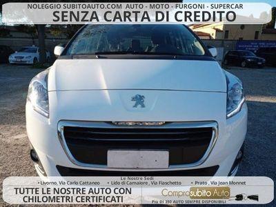 usado Peugeot 5008 1.6 HDi 115CV Access