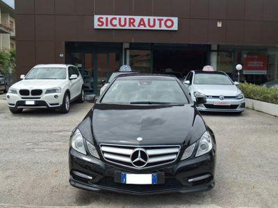 """usado Mercedes E250 CDI Coupé Avantgarde AMG """"NAVI""""XENON""""18"""""""