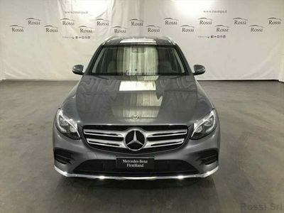 usata Mercedes GLC250 d 4Matic Premium nuova a Narni