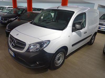 usata Mercedes Citan 111 cdi Long Euro 6 110 CV