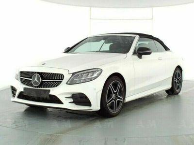 usata Mercedes 200 Classe C CabrioAuto EQ-Boost Cabrio Premium usato