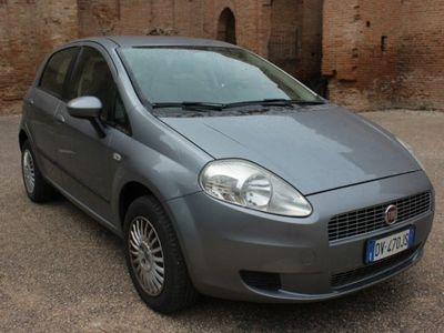 usata Fiat Grande Punto Grande Punto 1.4 5 porte Dynamic Natural Power