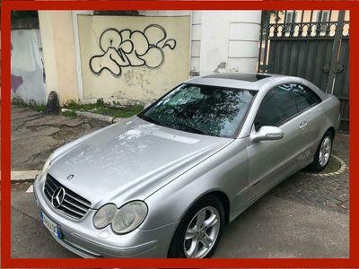 usata Mercedes CLK270 *Automatica*Tetto Apribile*Xeno*Pelle*