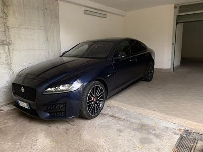 usata Jaguar XF 2.0 D 180 CV AWD aut. R-Sport - Full - Sound