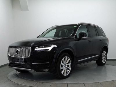 usata Volvo XC90 D5 Awd Geartronic Inscription 7- Sitze Sthzg.
